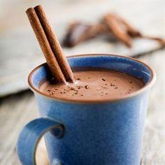 Yum! Hot Chocolates in winter