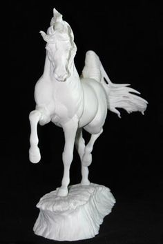 Timeless, resin mini horse, best part is double click to see him in many colors, amazing!