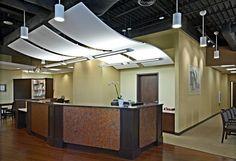 Drake Eye Center | Optical Office Design | Barbara Wright Design