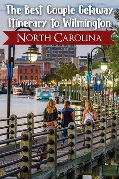 Wilmington, North Carolina is the perfect romantic destination with its moss covered live oaks, brick lined streets and friendly people. Wilmington has several delicious restaurants […] Wilmington North Carolina, North Carolina Beaches, North Carolina Mountains, Wilmington Nc, Asheville Nc, Romantic Destinations, Romantic Getaways, Wrightsville Beach, East Tennessee
