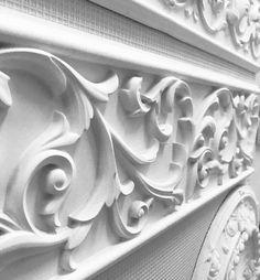Гипсовый фриз. Студия Аврора (гипсовая лепнина)  Краснодар, ул.Офицерская, 36  http://aurora-interior.ru/