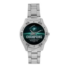 Shop stunning Philadelphia Eagles Watch Midnight Green Off Philadelphia Eagles Gear, Philadelphia Eagles Merchandise, Eagles Game, Eagles Nfl, Nfl Tickets, Eagles Super Bowl, Mens Sport Watches, San Francisco Giants