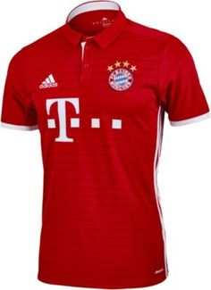 2016/17 Kids adidas FC Bayern Home Jersey. Shop for it from SoccerPro