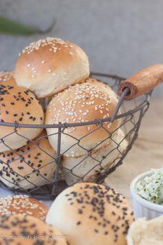 Hamburger, Rolls, Cooking Recipes, Bread, Buns, Food, Kitchen, Cooking, Chef Recipes