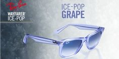 RAY-BAN RB2140 ICE POP LIMITED EDITION » GRAPE