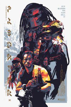 Screen Prints   Classic Movie Posters Recreated by Illustrator Grzegorz Domaradzki