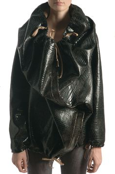 Venette Waste - Waste Couture - LOL parka