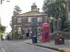 """Black Bull, Haworth, Yorkshire - is a 300 yr old public house and was Patrick Branwell Bronte's favorite place to drink. The story goes that his sister Emily found some of his manuscripts and after a few minor alterations found success as the author of """"Wuthering Heights"""". Branwell disassociated himself with his sisters and died of TB in 1848. Activity includes, poltergeist activity (smashing glasses and ashtrays), apparitions, and a dark and pushy presence centered around Branwell's chair."""