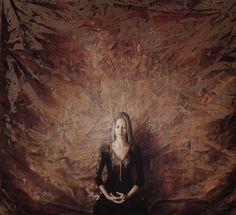 VANGELIS RINAS ~ Βαγγέλης Ρήνας * 1966 * Greek ** woman ~ dark thoughts