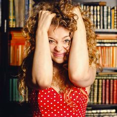 Carrie Hope Fletcher: She is so incredibly inspiring! She has such good advice in her blogs and her book! A truly wonderful woman!