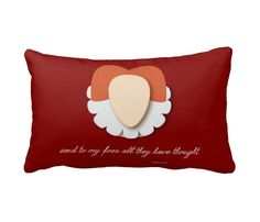 "Elizabeth I ""Send to my Foes"" Accent Pillow"