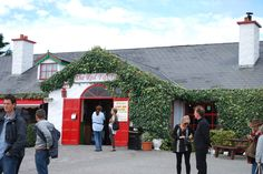 The Red Fox Inn- County Kerry...One of my favorite places in the world...serves the world's BEST Irish coffee!!!!