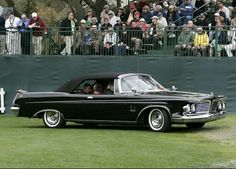 1962 Imperial Crown Convertible
