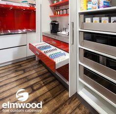 Many people have their favourite coffee spot that they frequent almost everyday. Why not build that spot into your kitchen, or even your bedroom, Thi
