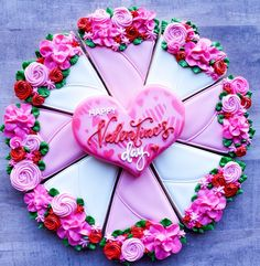 Valentine's Day Sugar Cookies, Cupcake Cookies, Cookie Cakes, Valentine Day Cupcakes, Valentine Day Love, Custom Cookie Cutters, Custom Cookies, Royal Icing Decorated Cookies, Biscuits