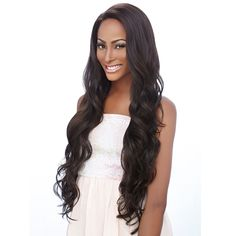 Harlem125 Synthetic Lace Front Wig Lace Down LD-468