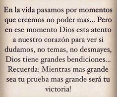 〽️ Dios tiene grandes bendiciones...