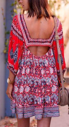 bohemian boho style hippy hippie chic bohème vibe gypsy fashion indie folk #bohemian
