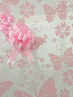3m x 80cm Butterfly print Cellophane & Pink Pull Bow cut ... https://www.amazon.co.uk/dp/B06Y4SM3YV/ref=cm_sw_r_pi_dp_x_B8ryzbPTSNZG7