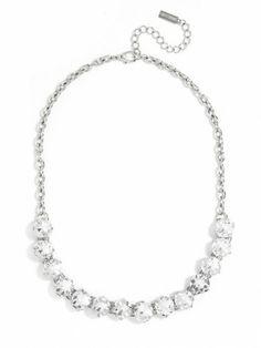 Crystal Francesca Necklace