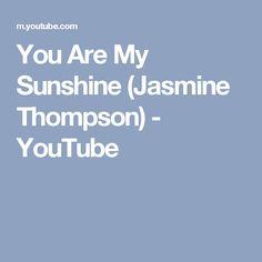 Chandelier - Jasmine Thompson Lyrics - YouTube   Mi música ...