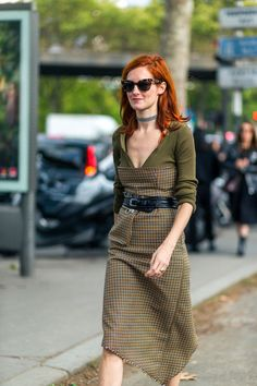Street style from Paris Fashion Week: