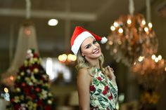 """Editorial """"Natal"""" - Concepção criativa e produção executiva. Cliente: Eva Bella   Foto/Direção: Cláudia Olher   Modelo: Camila Bonadio."""
