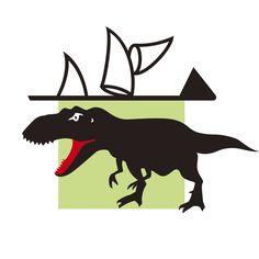 """17/07/2015 今日の一文字は""""歯"""" 日本列島にもいた!ティラノサウルス! 歯の化石が長崎で発見!"""