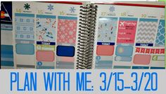 March 14-20 Plan With Me!