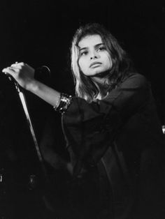 hope sandoval // you can sing to me, always