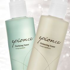 Help control oil & dirt, plus prepare skin for the remaining regimen with an Epionce toner. #healthyskin