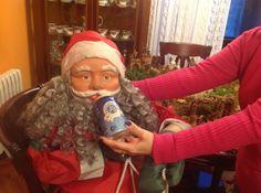 Fotografía participante en el concurso 'Ya es Navidad en Mondariz' realizado en el perfil de Facebook de Aguas de Mondariz.  Autoría: Lucía Cabado López