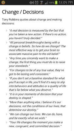 Tony Robbins quotes  **Watch Tony Robbins Live**