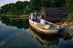 Because someone you know probably owns a boat. | 39 Reasons Living In Maine Ruins You For Life