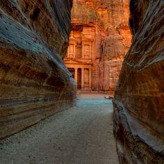 Red City of Petra @ Jordan