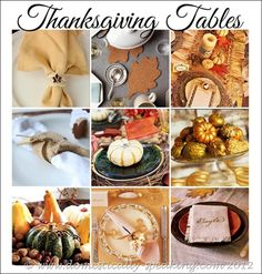#Thanksgiving #fall centerpieces, burlap, place card #DIY