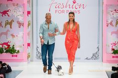 Mark Del Rosso, Chief Operating Officer of Audi, 'Top Dog' sponsor of Fashion for Paws®, and his gorgeous wife, Teresa Del Rosso. They helped raise $400,000 for Washington Humane Society.