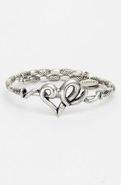 Alex and Ani 'Heart Wrap' Expandable Bangle | Nordstrom