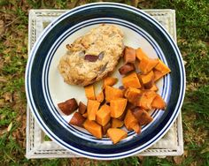 One-Pan Turkey Loaf and Sweet Potatoes | The Hungry Lightweight