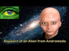 Mythi - Alien from Andromeda Compact Series - video 05 (+playlist) Aliens And Ufos, Ancient Aliens, Auras, Atlantis, Star Trek, Banks, Galaxy Solar System, Galaxy Facts, Einstein