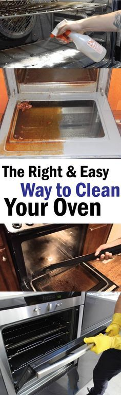 The Right and Easy Way to Clean Your Oven – Random Somethings