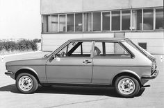 OG | 1974 Audi 50 Typ86 / NSU Project K50 for NSU Prinz replacement | Prototype