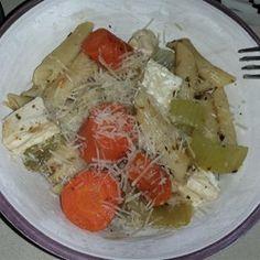 Sarah's Tofu Noodle Soup - Allrecipes.com
