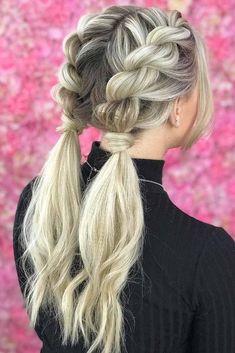 206 Mejores Imagenes De Peinados Navidad En 2019 Hairstyle Ideas