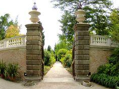 Orto botanico di Padova - Porta ovest