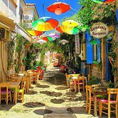 Isla Cunda, Turquía