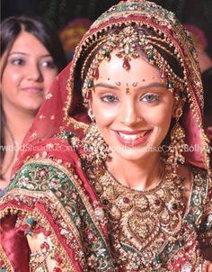 Bridal Jewellery Designs of Real Brides