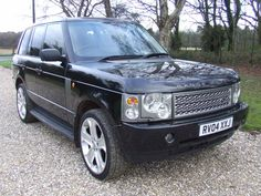 Used Range Rover Vogue diesel car for sale in Norwich.