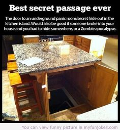 Best secret passage ever funny foto  - #funny  #joke  #funnypictures  #funnyanimal  #pet  #haha  #cute