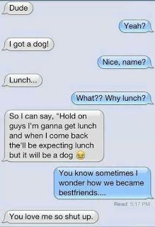 46 Funny Text Messages That Will Make You Laugh Out Loud - Funny Text - - funny text message Funny Texts Hilarious Text Messages From Parents The post 46 Funny Text Messages That Will Make You Laugh Out Loud appeared first on Gag Dad. Funny Texts Jokes, Text Jokes, Cute Texts, Epic Texts, Funny Text Fails, Text Pranks, Humor Texts, Sweet Texts, Memes Humor
